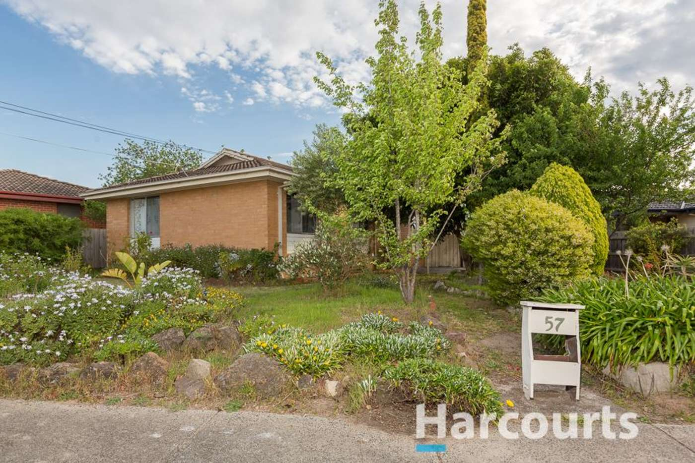 Main view of Homely house listing, 57 Illawarra Crescent, Dandenong North VIC 3175