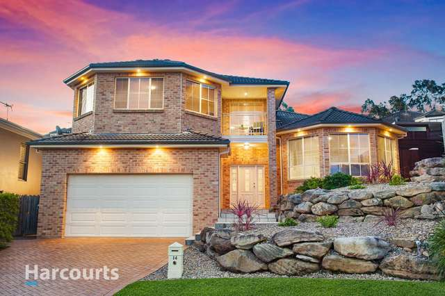 14 Cleveland Close, Rouse Hill NSW 2155
