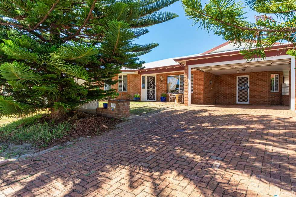 Third view of Homely house listing, 4 Lapwing Rise, Currambine WA 6028