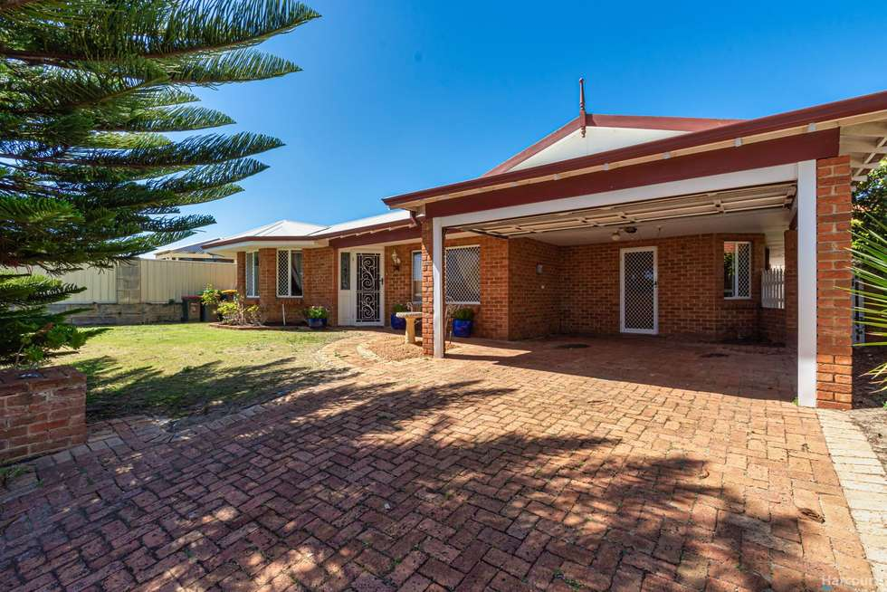 Fourth view of Homely house listing, 4 Lapwing Rise, Currambine WA 6028