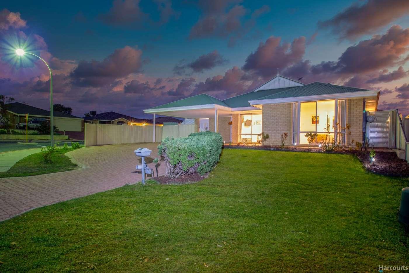 Main view of Homely house listing, 35 Ambassador Drive, Currambine WA 6028