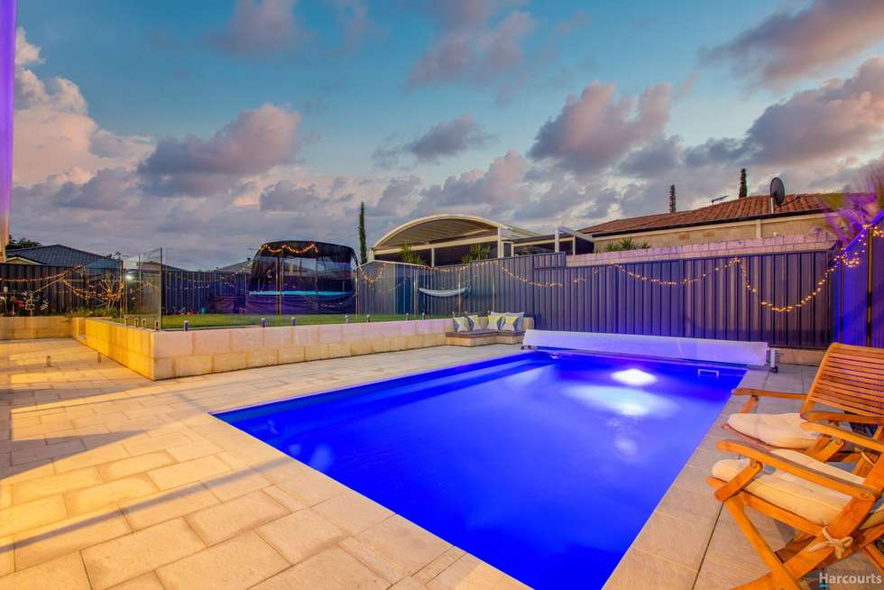 Second view of Homely house listing, 35 Ambassador Drive, Currambine WA 6028