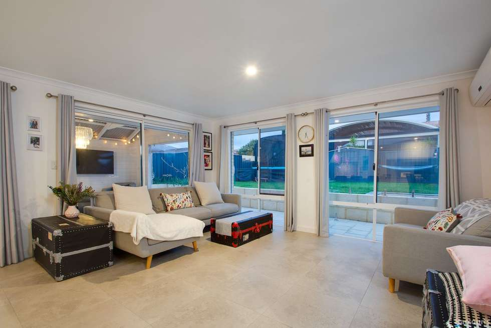 Fourth view of Homely house listing, 35 Ambassador Drive, Currambine WA 6028