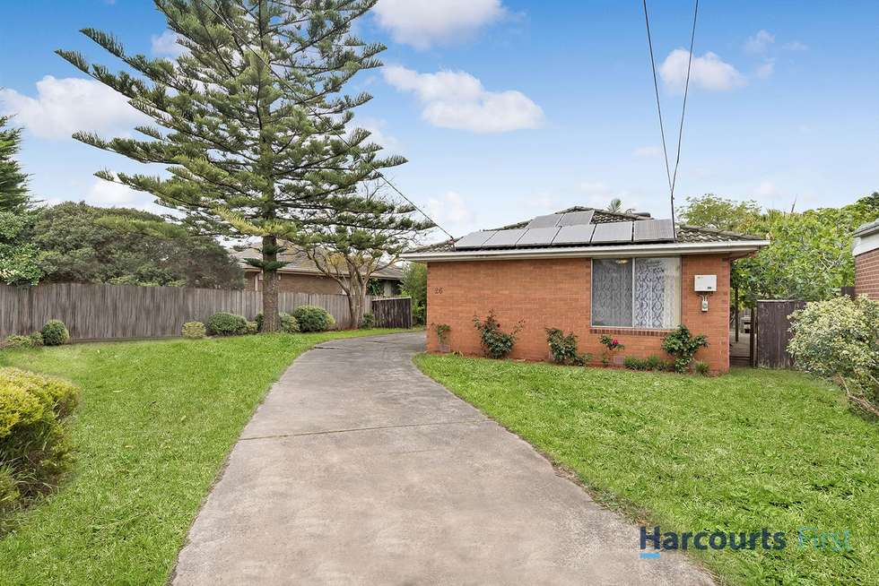 Fourth view of Homely house listing, 26 Sunrise Drive, Mulgrave VIC 3170