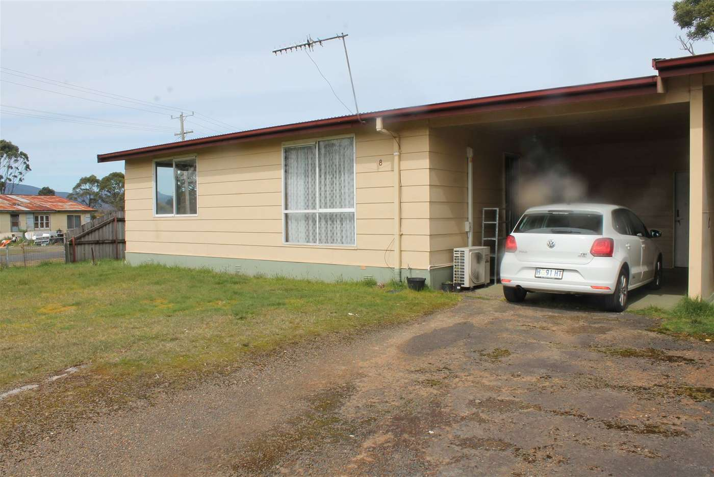 Main view of Homely unit listing, 8 Austral St, Zeehan TAS 7469