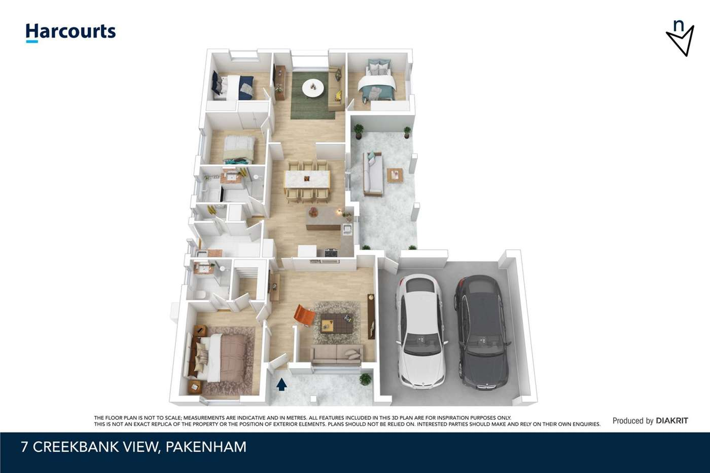Seventh view of Homely house listing, 7 Creekbank Views, Pakenham VIC 3810