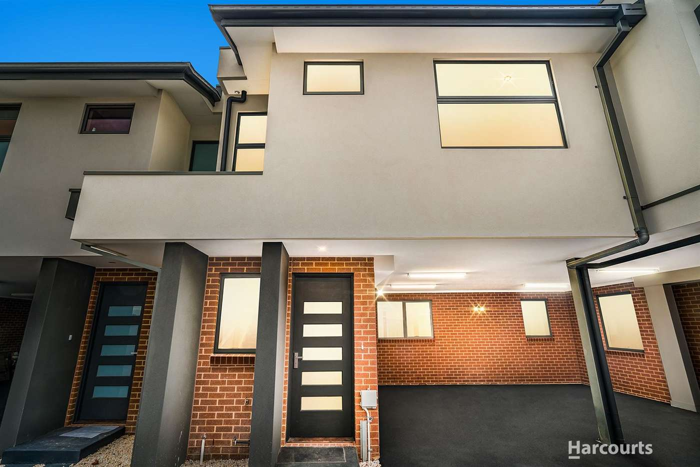 Main view of Homely townhouse listing, 2/26 Union Grove, Springvale VIC 3171