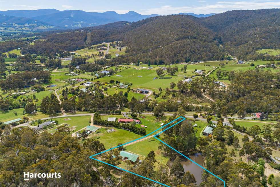 Third view of Homely house listing, 34 Kallista Drive, Huonville TAS 7109