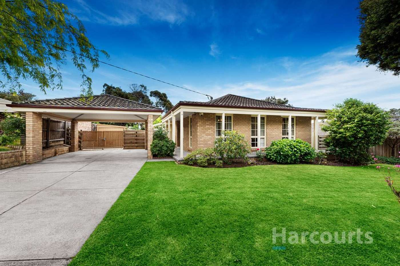 Main view of Homely house listing, 3 Explorers Ct, Vermont South VIC 3133
