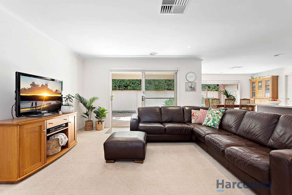 Second view of Homely house listing, 23 Howe Street, Miners Rest VIC 3352