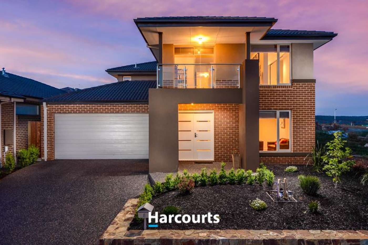 Main view of Homely house listing, 8 Graziers Crescent, Clyde North VIC 3978