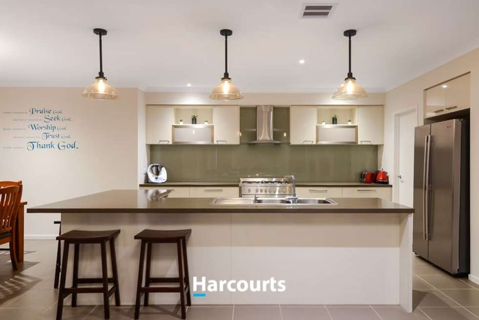 Second view of Homely house listing, 8 Graziers Crescent, Clyde North VIC 3978
