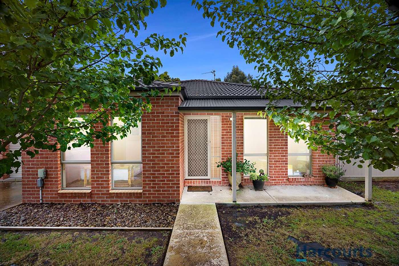 Main view of Homely unit listing, 25b Recreation Road, Mount Clear VIC 3350