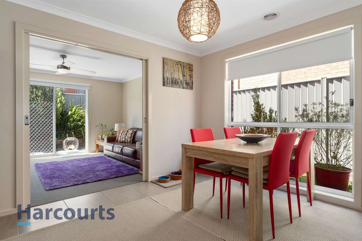 Fifth view of Homely house listing, 6 Wattlewoods Place, Carrum Downs VIC 3201