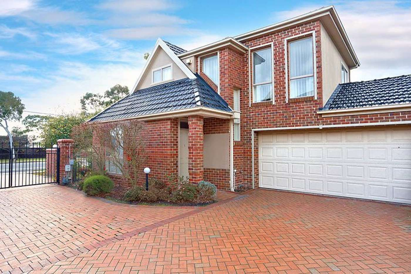 Main view of Homely townhouse listing, 1/102 Blackburn Road, Mount Waverley VIC 3149