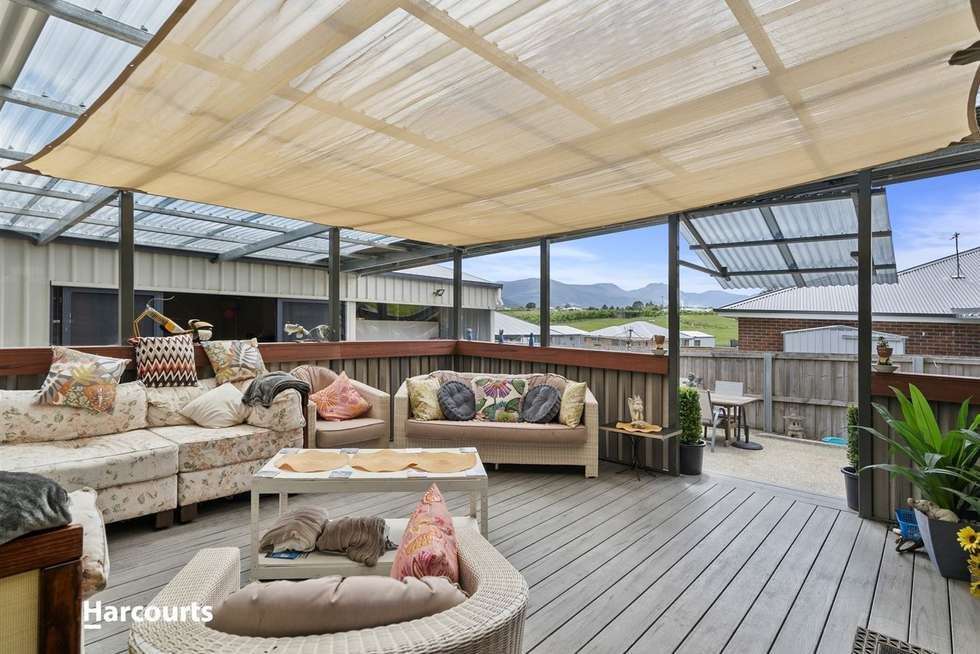 Second view of Homely house listing, 4 Plum Tree Close, Huonville TAS 7109