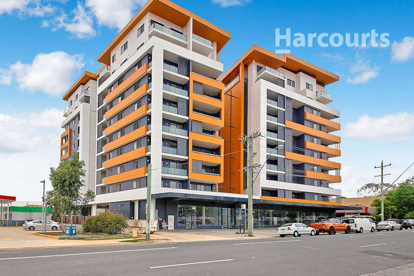 Main view of Homely unit listing, 40/18-22 Broughton Street, Campbelltown NSW 2560