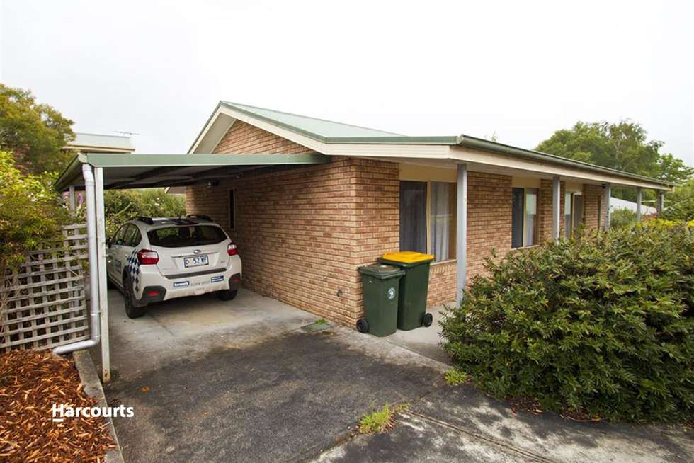 Second view of Homely unit listing, 9/13 Scenic Hill Road, Huonville TAS 7109