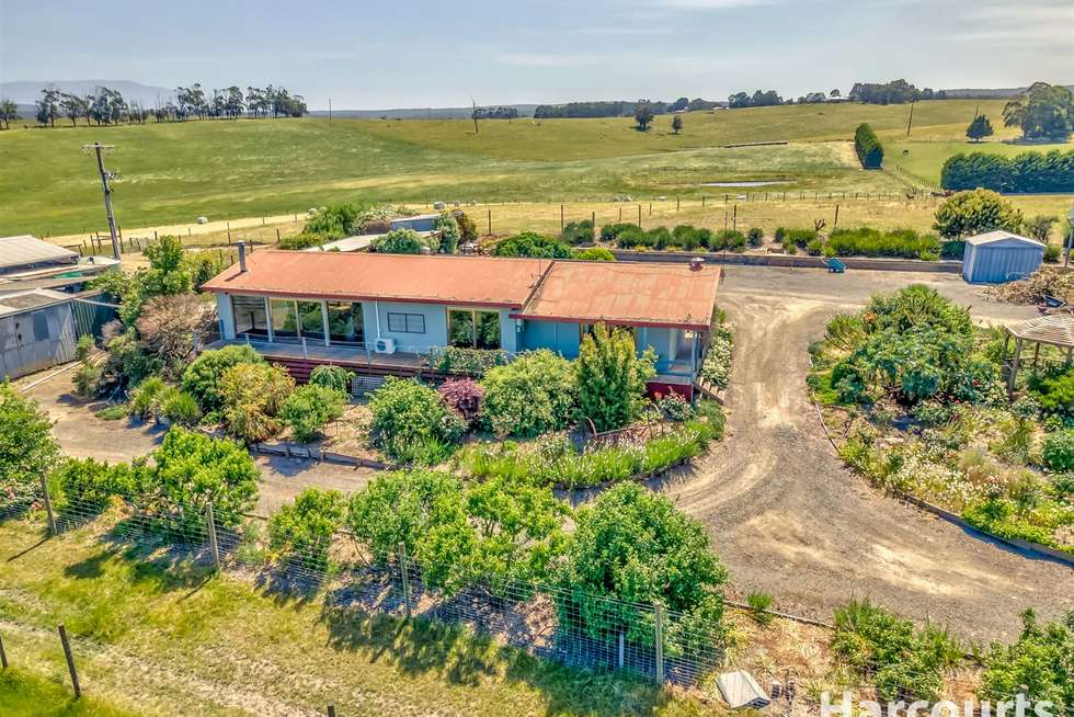 Second view of Homely acreageSemiRural listing, 931 Moe Rawson Road, Tanjil South VIC 3825