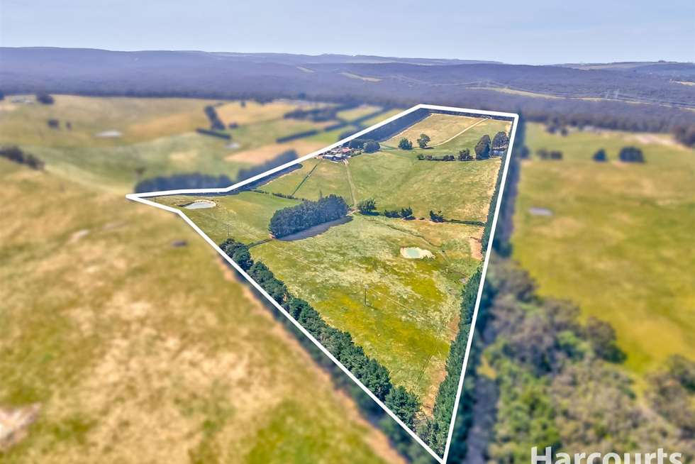 Fourth view of Homely acreageSemiRural listing, 931 Moe Rawson Road, Tanjil South VIC 3825