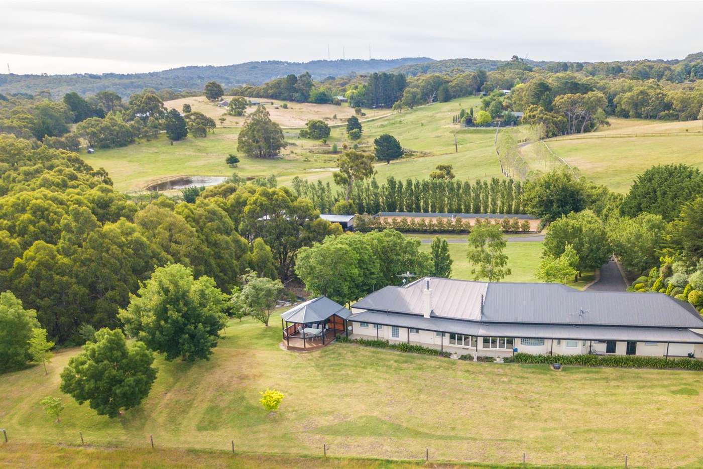Main view of Homely acreageSemiRural listing, 42 Waters Road, Mount George SA 5155
