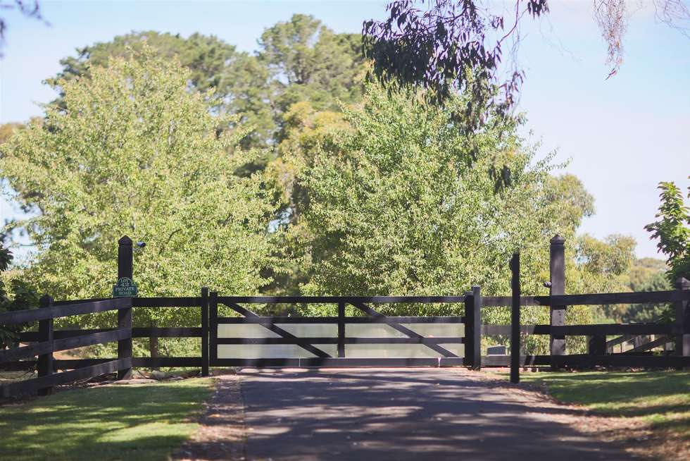 Second view of Homely acreageSemiRural listing, 42 Waters Road, Mount George SA 5155