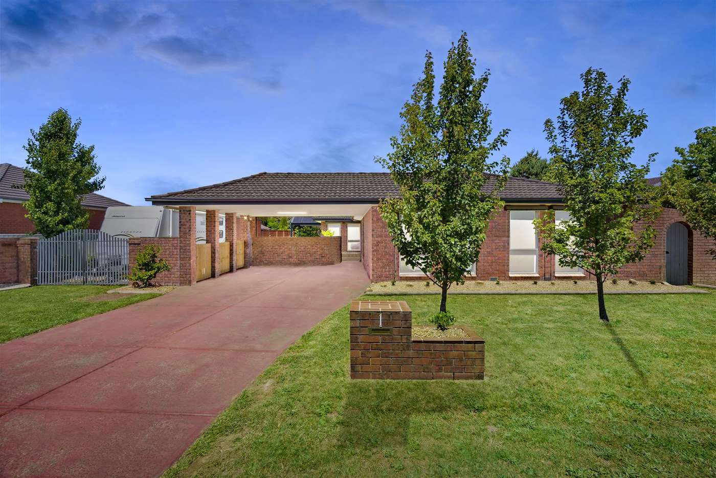 Main view of Homely house listing, 1 Caroline Street, Alfredton VIC 3350