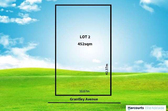 LOT 2/9 Grantley Avenue South, Rostrevor SA 5073