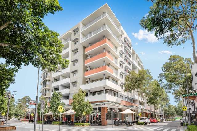 402/72 Civic Way, Rouse Hill NSW 2155