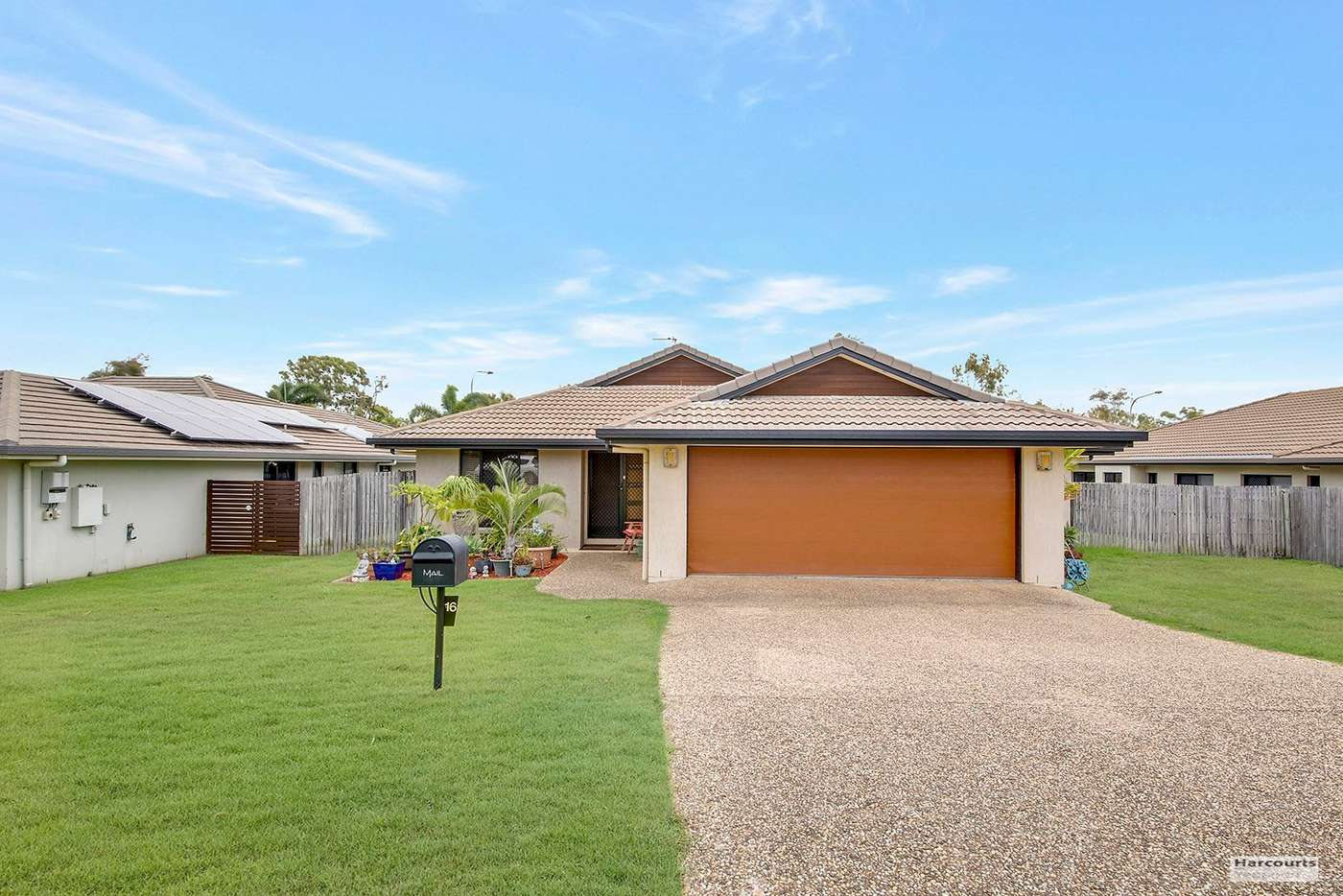 Main view of Homely house listing, 16 Florence Circuit, Taroomball QLD 4703