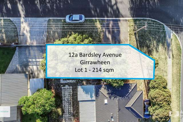 12a Bardsley Avenue, Girrawheen WA 6064