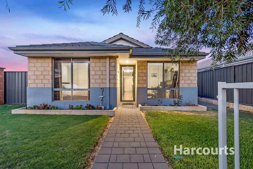 Second view of Homely house listing, 1 Seed Link, Banksia Grove WA 6031