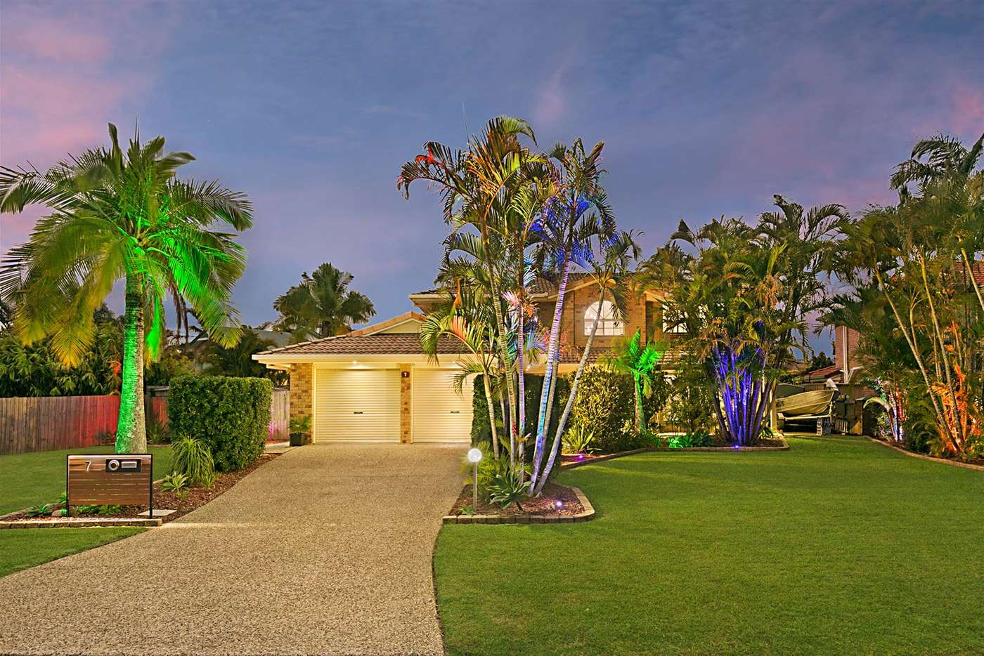 Main view of Homely house listing, 7 Muirfield Court, Cornubia QLD 4130