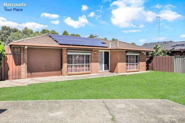 23 Joadja Crescent, Glendenning NSW 2761