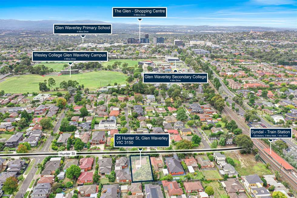 Second view of Homely house listing, 25 Hunter Street, Glen Waverley VIC 3150