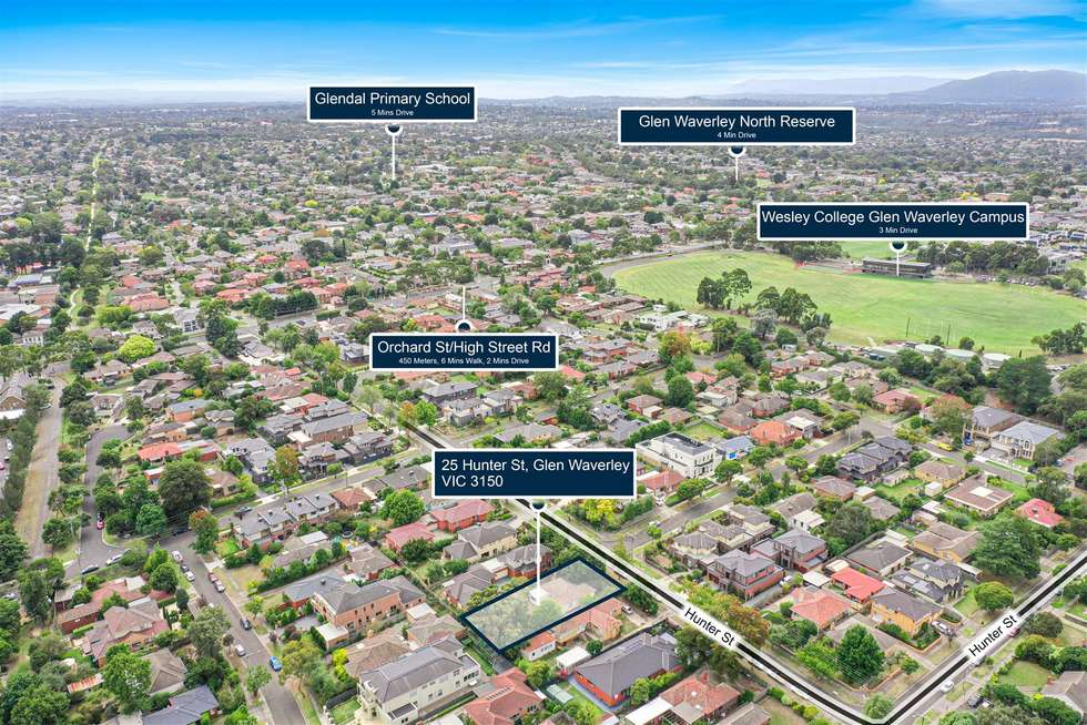Third view of Homely house listing, 25 Hunter Street, Glen Waverley VIC 3150