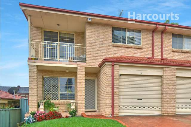 5/123 Lindesay Street, Campbelltown NSW 2560