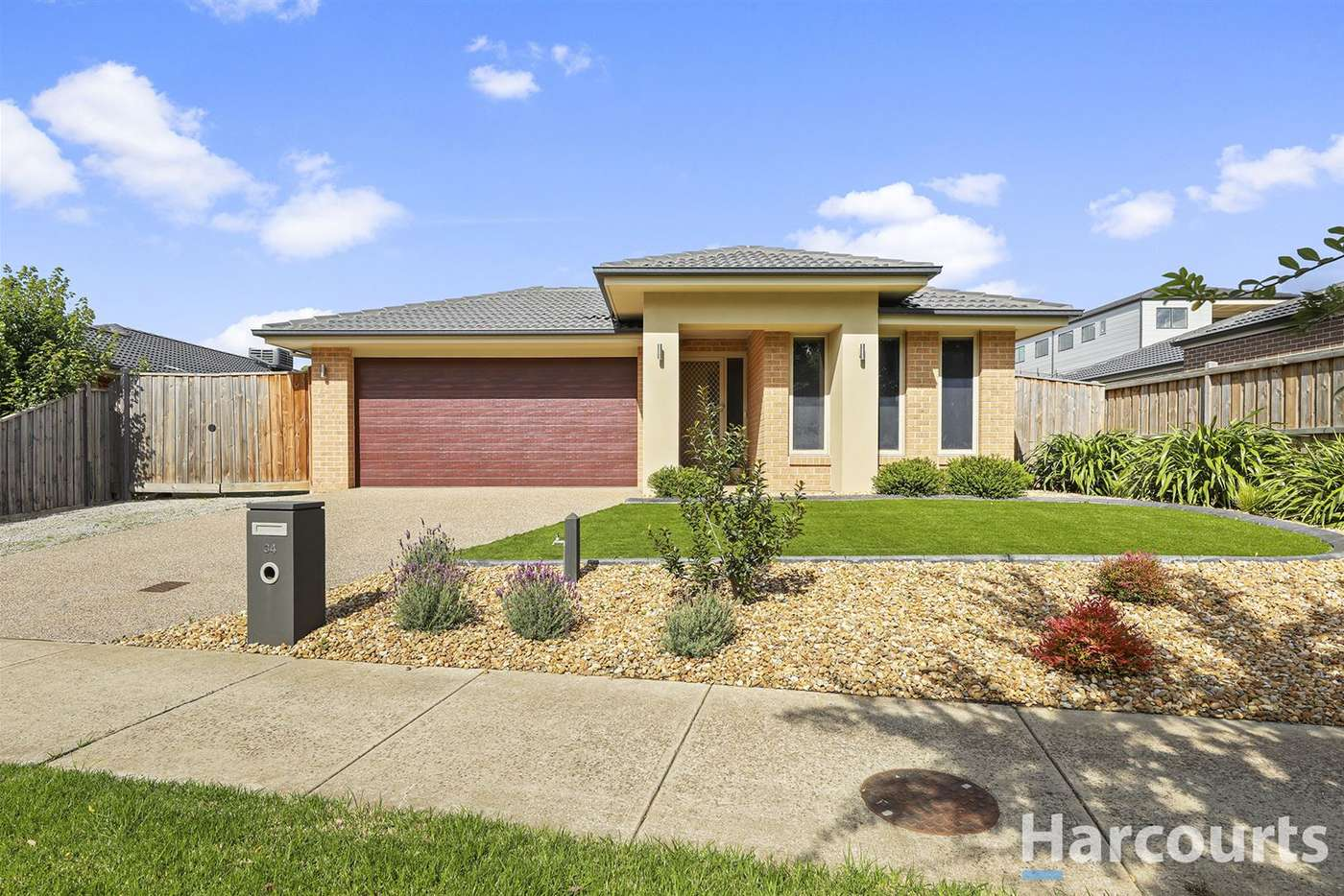 Main view of Homely house listing, 34 Nickell Court, Drouin VIC 3818