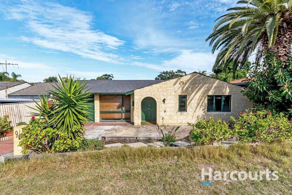 Second view of Homely house listing, 9 Currajong Crescent, Craigie WA 6025
