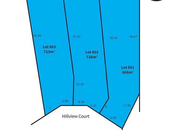 3, 4 & 5 Hillview Court, Athelstone SA 5076