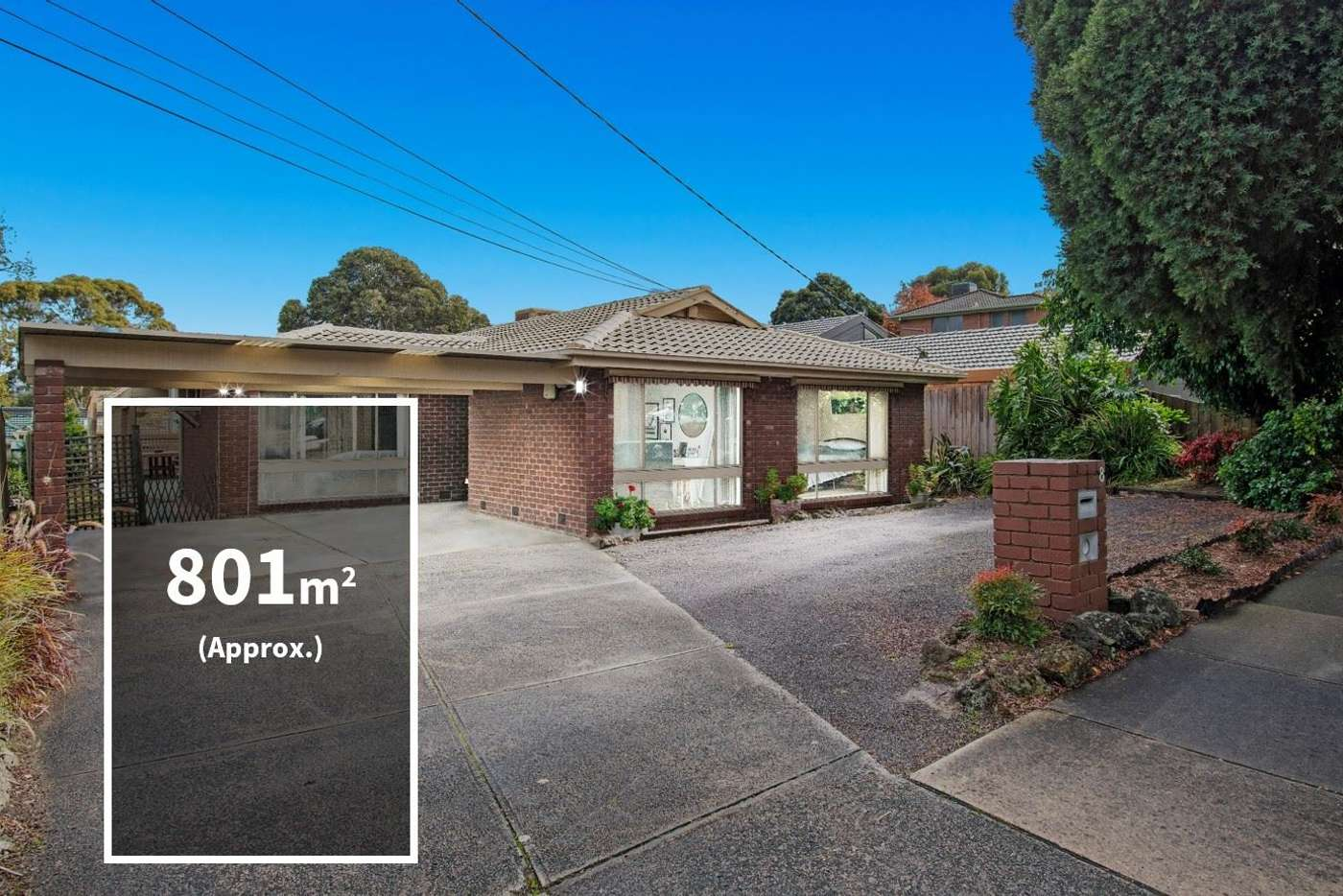 Main view of Homely house listing, 8 Tanunda Street, Vermont South VIC 3133