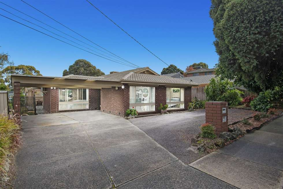 Second view of Homely house listing, 8 Tanunda Street, Vermont South VIC 3133