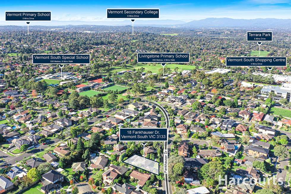 Fourth view of Homely house listing, 18 Fankhauser Drive, Vermont South VIC 3133