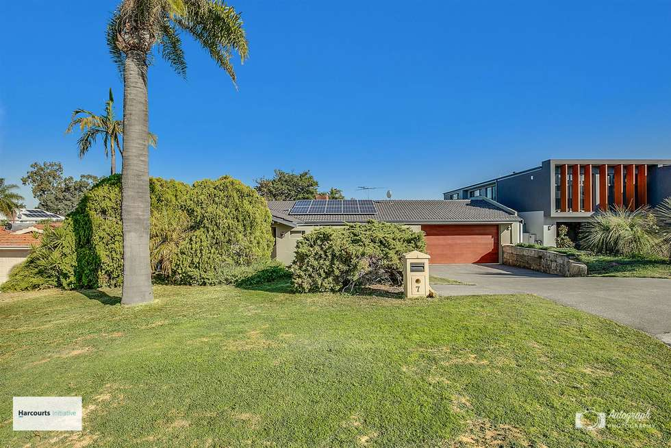 Second view of Homely house listing, 7 Rowe Place, Noranda WA 6062