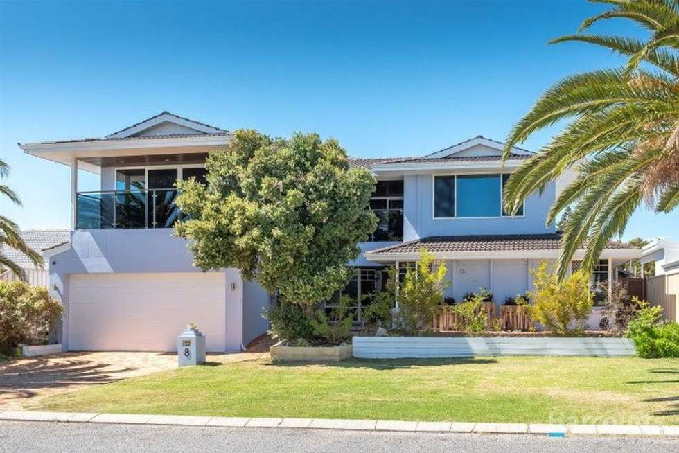 Fourth view of Homely house listing, 8 Inlet Grove, Mullaloo WA 6027