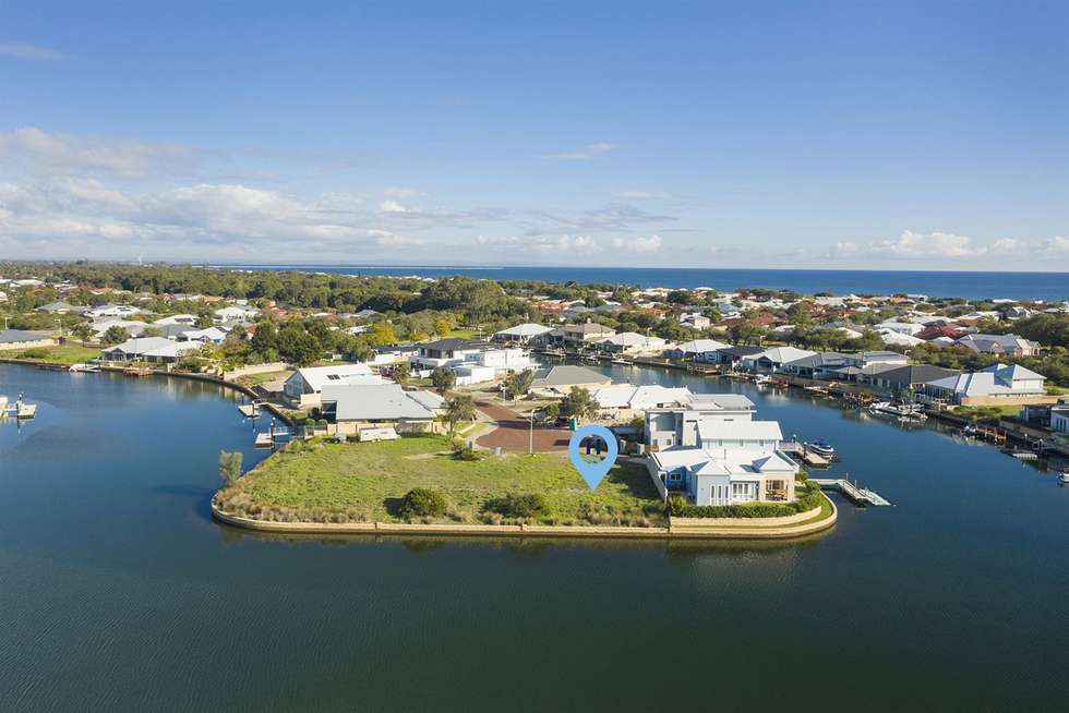 Third view of Homely residentialLand listing, 35 Headstay Cove, Geographe WA 6280
