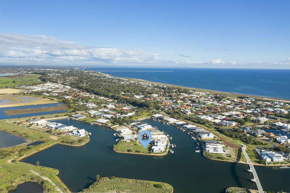 Fifth view of Homely residentialLand listing, 35 Headstay Cove, Geographe WA 6280