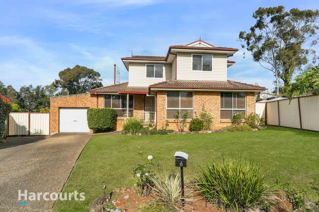 6 Ives Court, St Clair NSW 2759