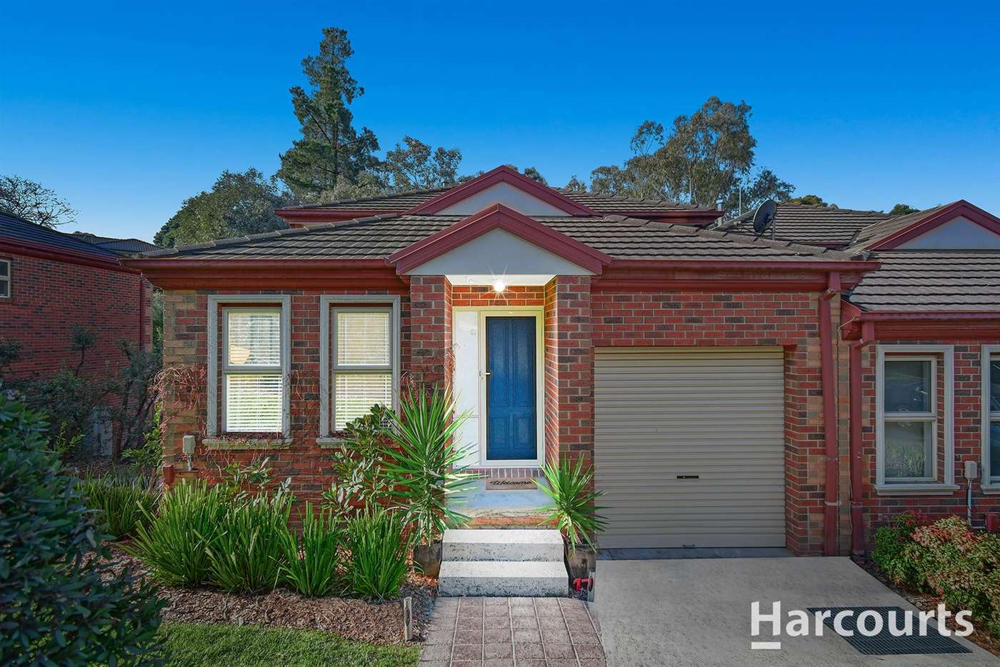Main view of Homely townhouse listing, 17/19-27 Moore Road, Vermont VIC 3133