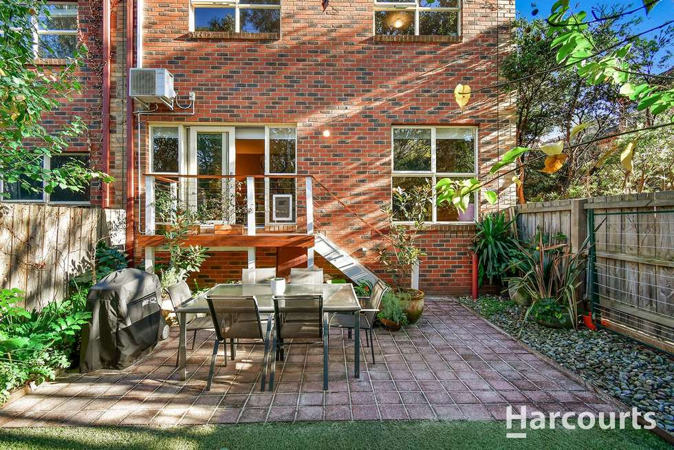 Second view of Homely townhouse listing, 17/19-27 Moore Road, Vermont VIC 3133